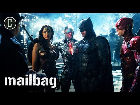 Are People Overreacting To The Justice League Box Office Numbers? - Mailbag