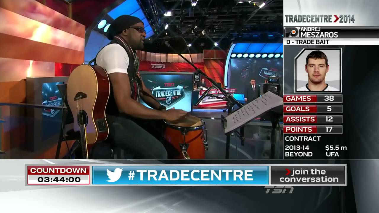 TradeCentre: Martin St. Louis Song
