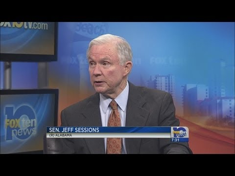 Jeff Sessions interview