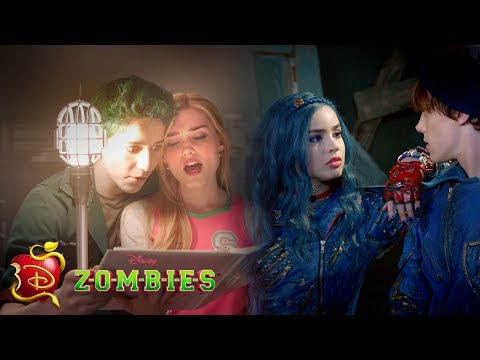 Someday x Chillin' Like a Villain Mashup | ZOMBIES | Disney Channel
