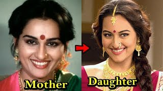 10 Real Life Mother and Daughter Jodis of Bollywood | You Don't Know
