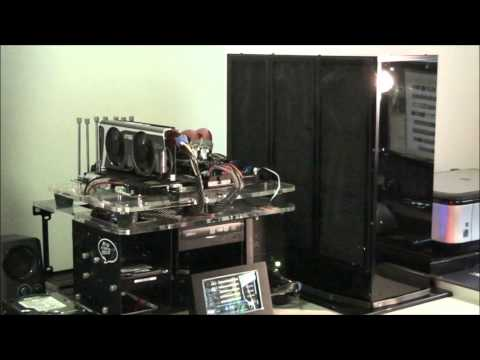 Sabertooth P67 Water-cooled 2600K Benchmarks At 5.2GHz