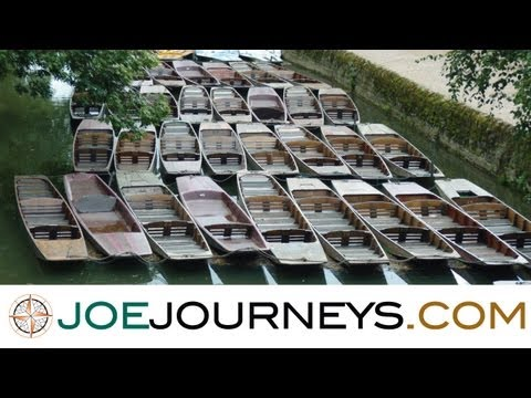Oxford - England - United Kingdom  |  Joe Journeys