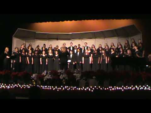 Warhill High School Advanced Choir Winter Concert 2017