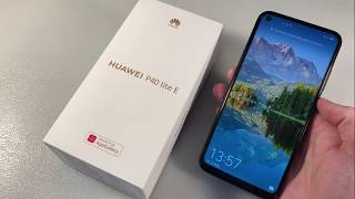 Обзор Huawei P40 Lite E 4/64GB