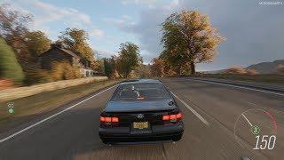 Forza Horizon 4 - 1996 Chevrolet Impala Super Sport Gameplay [4K]