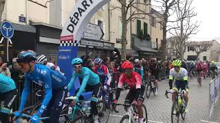 Tour de La Provence : c'est parti à Châteaurenard