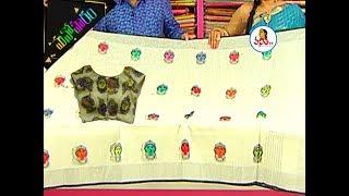 Grand Look Lucknow and Lenin Handloom Sarees | Manoharam | Vanitha TV