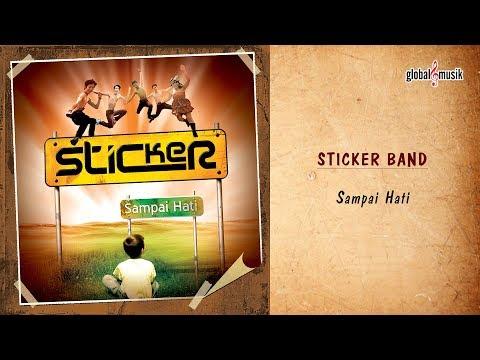 Sticker - Sampai Hati (HD) (Official Karaoke Video) #music