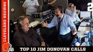 'Chubba-Wubba Hubb!' Top 10 Jim Donovan Calls of 2018   Cleveland Browns