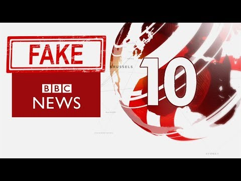 BBC Fake News at Ten