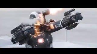 Капитан Америка 3:Гражданская Война Расширенный ТВ ролик (Первый Мститель:Противостояние)