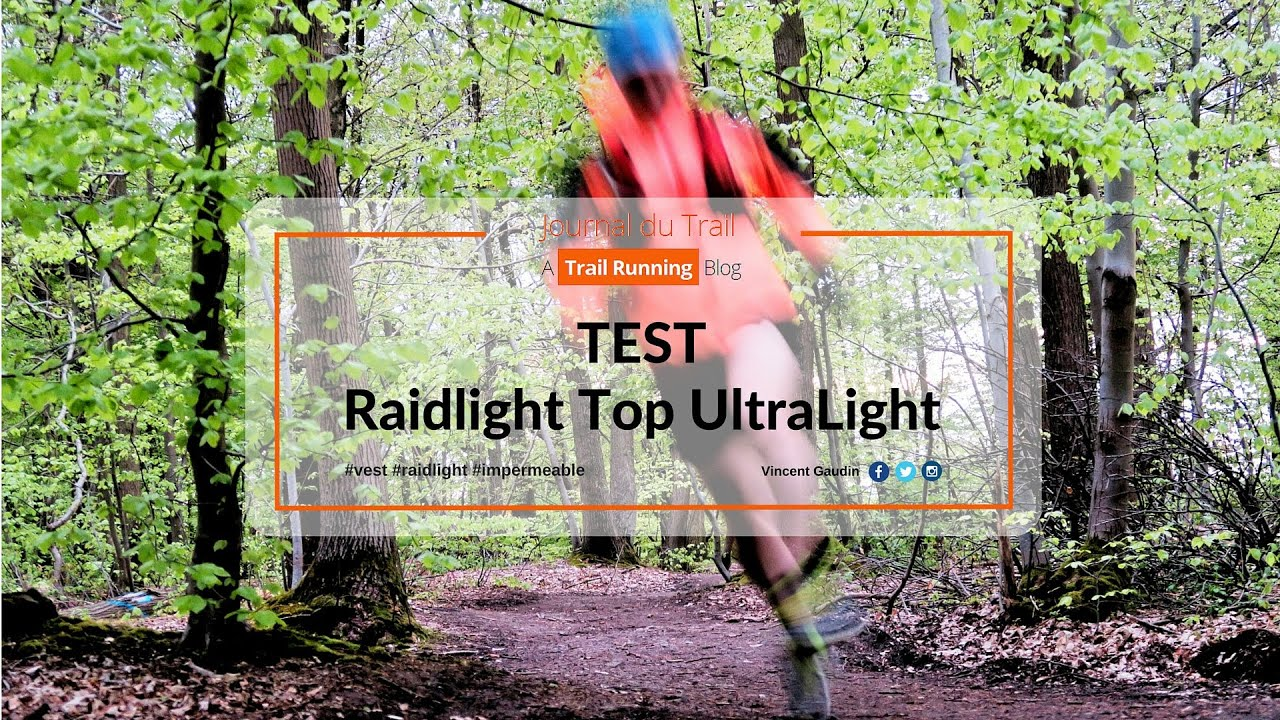 La Raidlight Top Ultralight Test De 29beDHWYIE