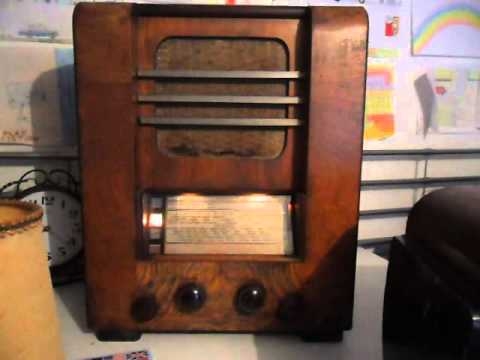 ancienne radio splendid radio youtube. Black Bedroom Furniture Sets. Home Design Ideas