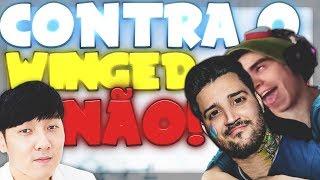 AH NÃO, CONTRA O WINGED NÃO! - Rexpeita a Stream #95 thumbnail