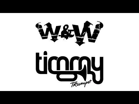 Timmy Trumpet - Freaks (W&W Bigroom Edit) *Free download*