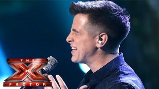 Max Stone sings Secret Garden for your votes | Live Week 3 | The X Factor 2015