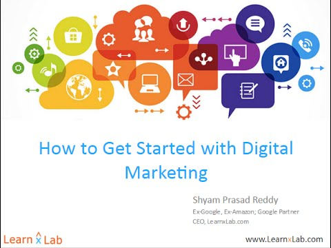 Digital Marketing Course by ex Googler   ex Amazonian – Free