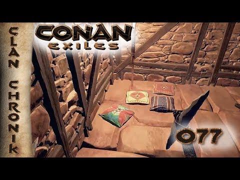 Conan Exiles | CLAN Chronik EP77: Kissen Corner