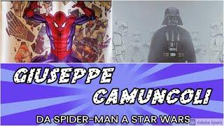 Da Spiderman a Star Wars, Giuseppe Camuncoli - Avellino Museo Irpino