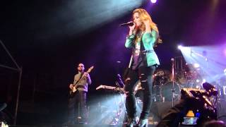 Demi Lovato Argentina Concert Part 1 - All Night Long, Got Dynamite, Hold Up, Get Back