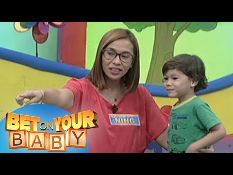 Bet On Your Baby: Baby Dome Challenge with Mommy Ning and baby Mito