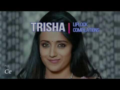 Trisha sexy lips