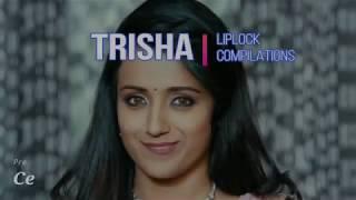 Trisha All Lip Lock Compilations 2018