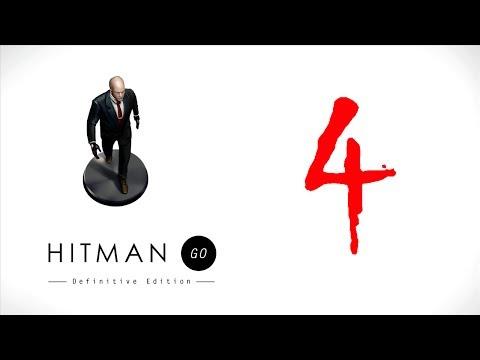 Let's Play Hitman GO #4 - Auf Tuchfühlung mit Mackie Messer (Level 2-1 bis 2-6)