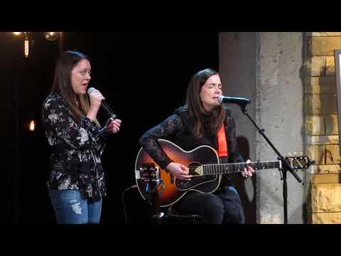 "Lori McKenna And Hillary Lindsey - ""Girl Crush"""