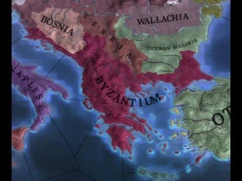 EU4 Byzantium Guide 1.2.8 - Imereti PU + Venetian Wars + Retake Cores Strat!