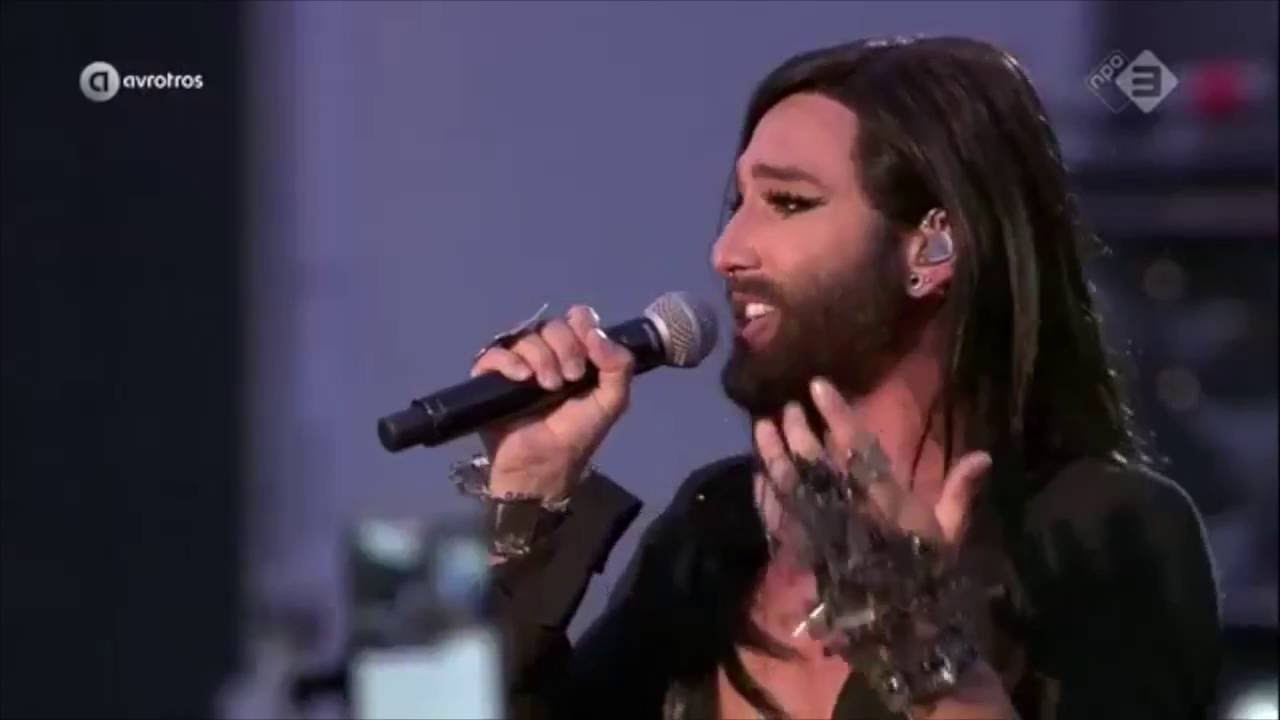 Conchita Wurst - This is my life concert 2016