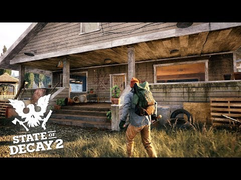 SECURING THE BASE, EXPLORATION & LOOTING! State of Decay 2
