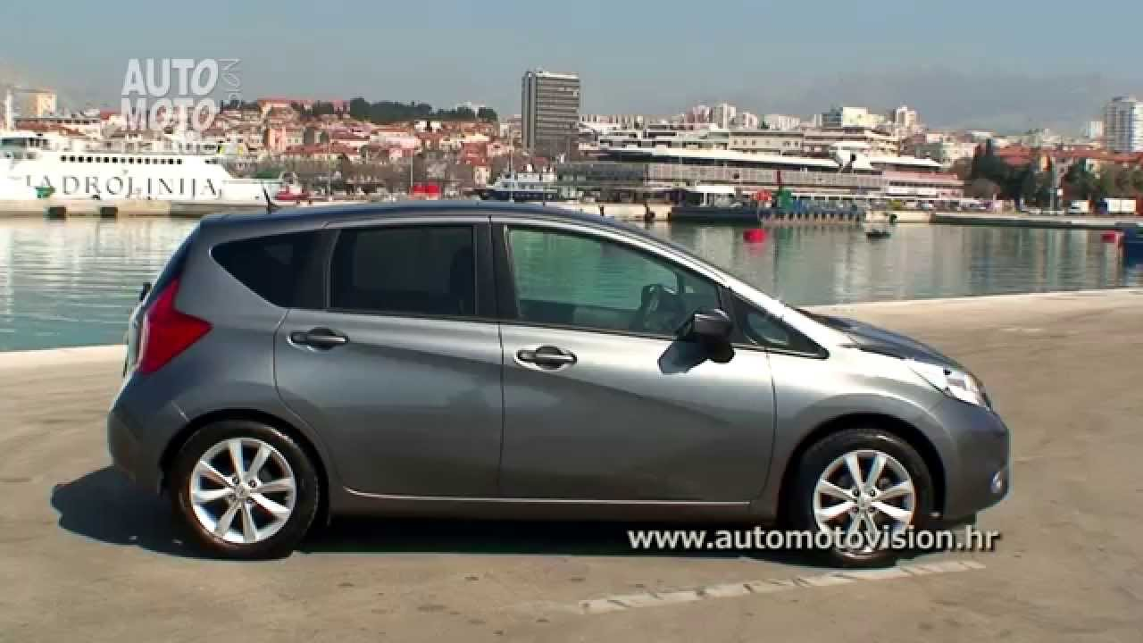 nissan note 1 2 acenta youtube. Black Bedroom Furniture Sets. Home Design Ideas