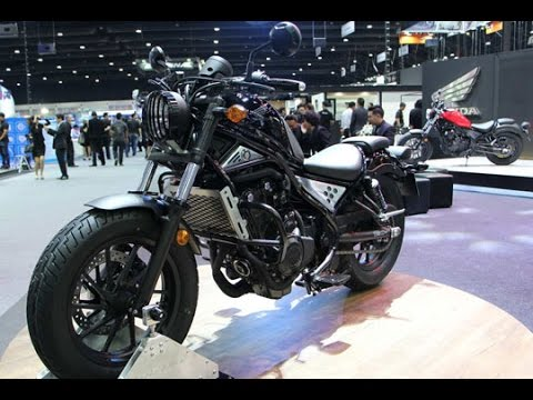 2017 Honda Rebel 300 And 500 Exp Price 3 Lakh In India Youtube