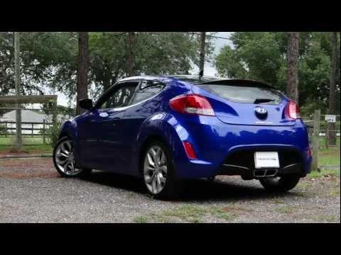 2012 Hyundai Veloster Quick Look HD