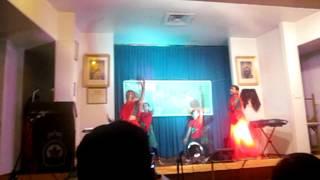 Jole Utho Bangladesh and Cholo Shobai Mix Dance