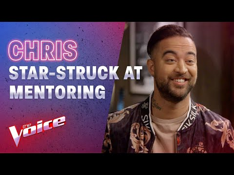 Semi Final: Chris Sebastian Star Struck By Amy Shark and Kelly Rowland | The Voice Australia 2020