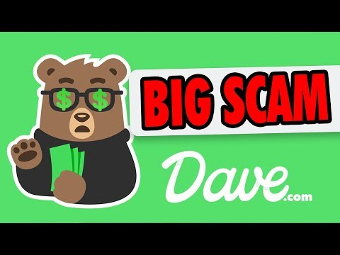 is the Dave App a Scam | Mark Cuban Investor
