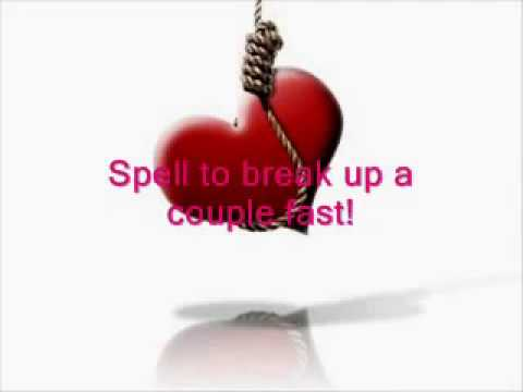 LoveSpell |Love Spell to Break Up a Couple Fast
