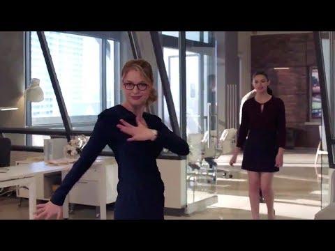 Supergirl Season 4 Gag Reel/Bloopers