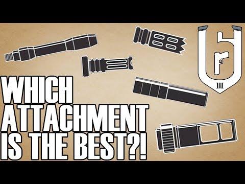 Which Attachment Is Best?! (Grim Sky Recoil Update) - Rainbow Six Siege