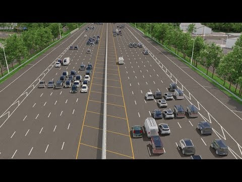 The Future of Freeways: The Impact of Connected and Automated Vehicles