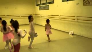 Мири - Открытый урок на кружке балета - 4