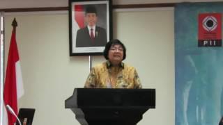 Sambutan Menteri Lingkungan Hidup dan Kehutanan pada Acara Pembukaan P3I LSIP BKTHut PII