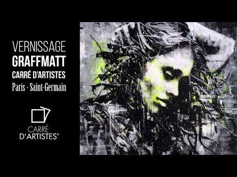 graffmatt carr d 39 artistes paris saint germain youtube. Black Bedroom Furniture Sets. Home Design Ideas