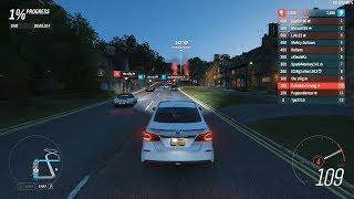 Forza Horizon 4 - Sleeper Build Nissan Sentra vs. The World [Ranked Adventure]