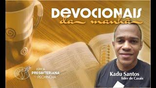 Ele tem cuidado de vós - Carlos Eduardo - I Pedro 5:7 - Igreja Presbiteriana do Pechincha