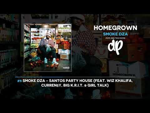 Smoke DZA - Homegrown (FULL MIXTAPE)