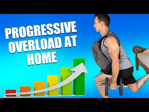 How To Achieve Progressive Overload At Home (10 Ways!)